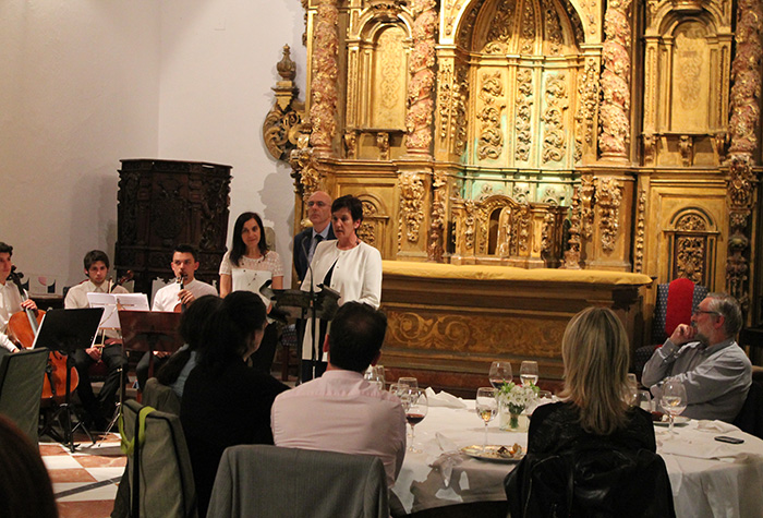 Programa Social: Cea oficial do III Congreso de Psicoloxía Profesional de Galicia