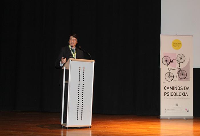"Conferencia 11 / Clausura ""Neurociencia e retos en psicoloxia"""