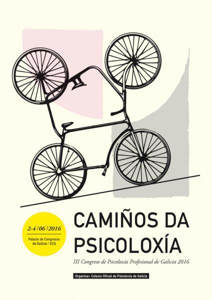 """III Congreso de Psicoloxía Profesional de Galicia """"Camiños da Psicoloxía"""""""