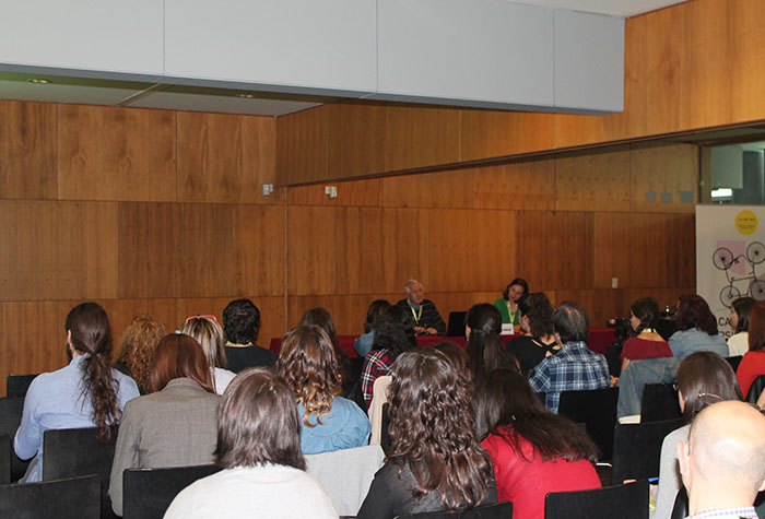 "Conferencia 1 ""Abusos sexuais e outras formas de maltrato sexual"""