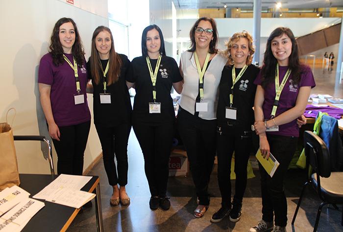 Apoio administrativo do III Congreso de Psicoloxía Profesional de Galicia