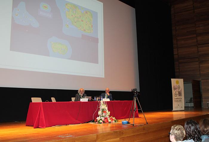 """Conferencia 2/ Inaugural """"Práctica, investigación e formación, tres illas con moito ambiente pero mal comunicadas"""""""