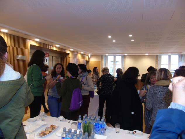 IX Xornadas Estatais de Psicoloxía contra a Violencia de Xénero