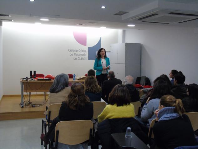 Discurso da Decana Mª Rosa Álvarez Prada