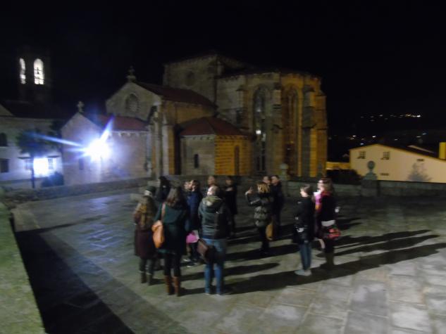 Visita guíada polo pobo de Betanzos