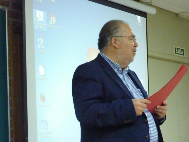 Relatores do seminario