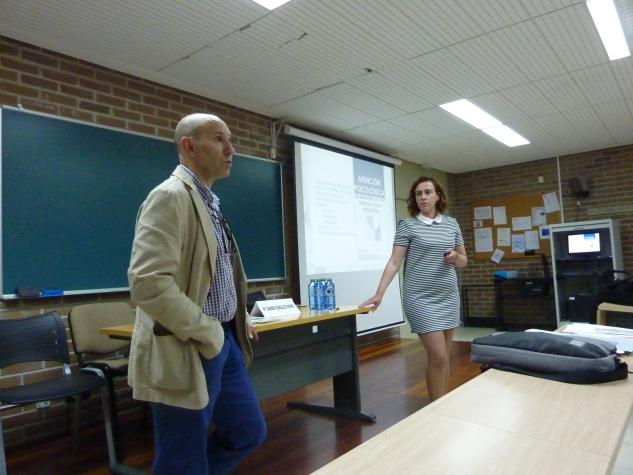 Participantes do seminario