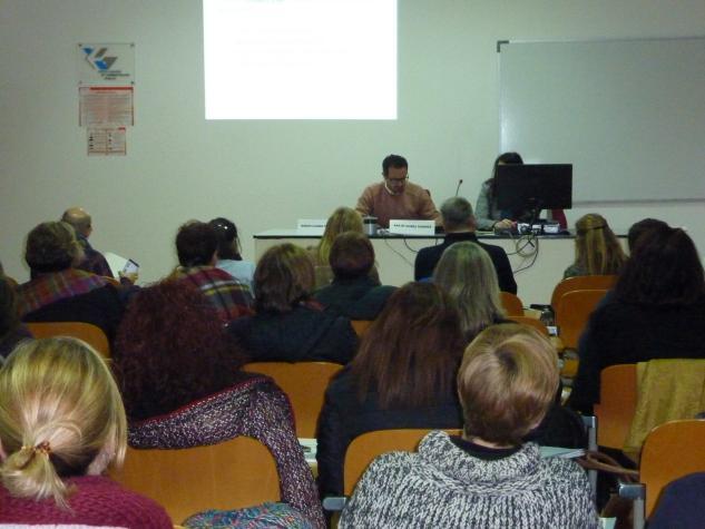 Momento do seminario
