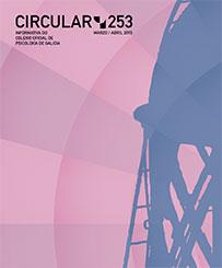 Portada da Circular Informativa do COPG Nº 253